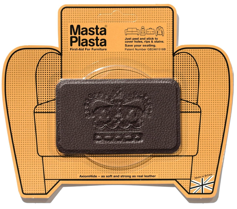 Aid Peel Stick Leather Repair MASTAPLASTA Patch For Holes