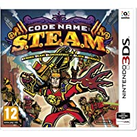 Code Name STEAM for Nintendo 3DS Game