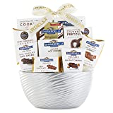 Ghirardelli Chocolatier Gift Basket – New Chocolate Assortment For 2018 Christmas Holiday Season - Special Select Chocolates With Improved Product Protective Packaging, Damage Free Guarantee (Color: Ghirardelli Basket)