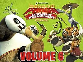 Kung Fu Panda: Legends of Awesomeness Season 6 [HD]