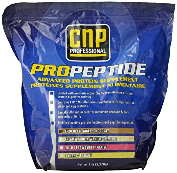Chemical Nutrition Pro Peptide Chocolate Malt 2270g