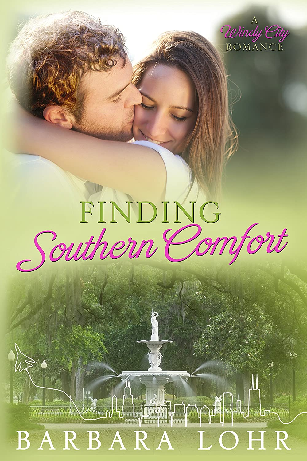 Finding Southern Comfort: A Heartwarming Prequel (Windy City Romance) by Barbara Lohr