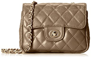 Zenith Quilted Shoulder Bag 26