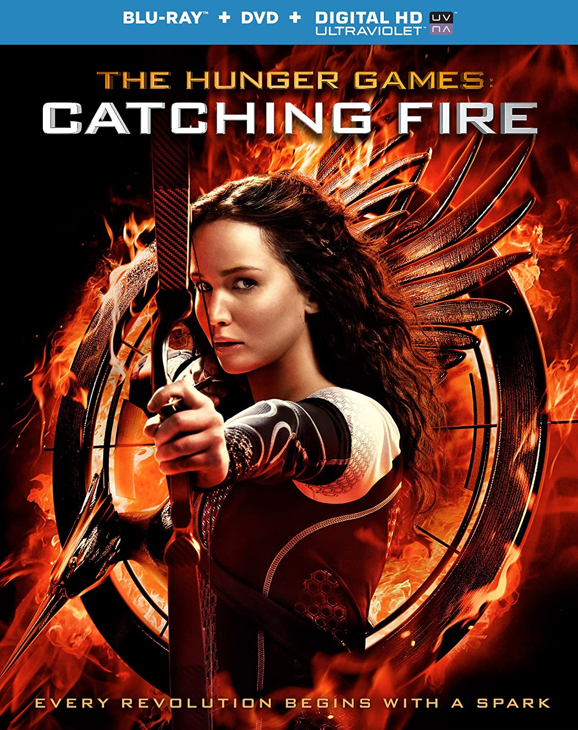 The Hunger Games: Catching Fire: March 7, 2014 - Blu-ray Forum