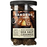 Sanders Milk Chocolate Sea Salt Caramels - 36 Oz. (2.25 lb) (Tamaño: 32 Ounces)