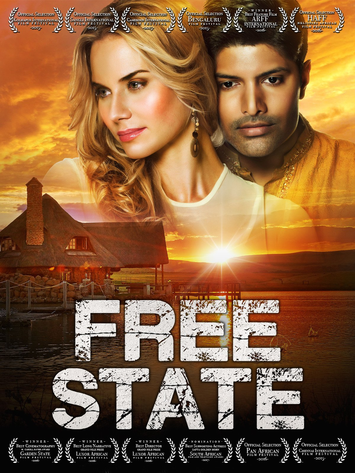 Free State on Amazon Prime Instant Video UK