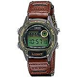 Casio Men's W94HF-3AV Sport Watch (Color: Black, Tamaño: One Size)