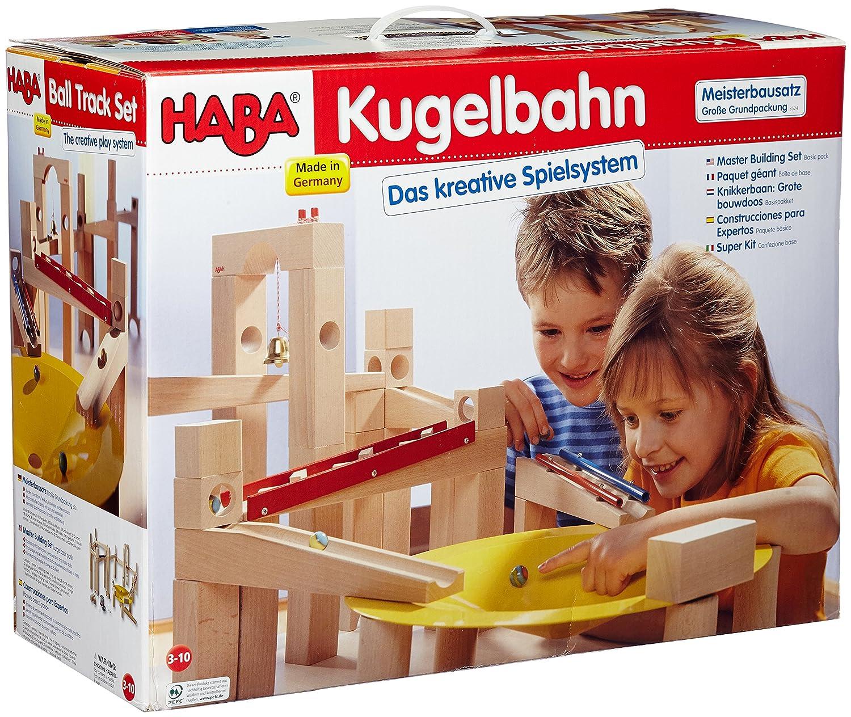 HABA 3524 – Meisterbausatz Kugelbahn kaufen
