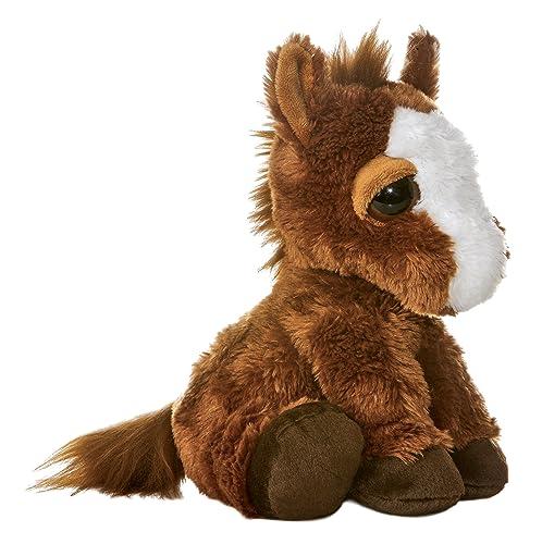 Aurora World Plush Dreamy Eyes Pony Prancer