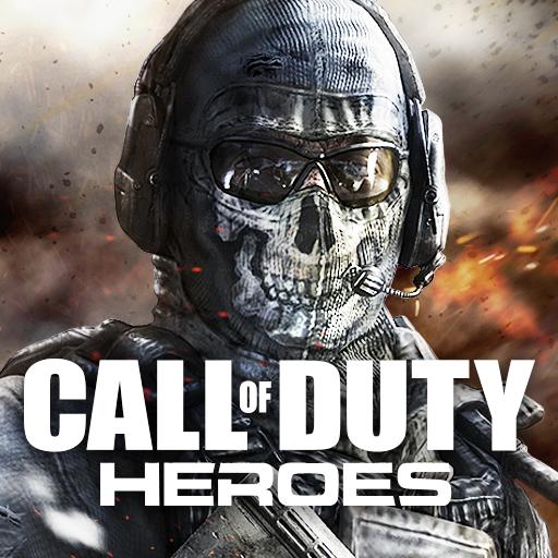 Скачать бесплатно взлом Call of Duty: Heroes на Андроид (невидимость).