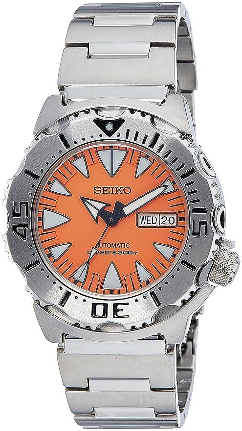 Seiko Orange Monster SRP309