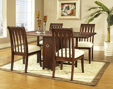 Caress Gate Leg Table Set 4 Chairs