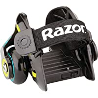 Razor Jetts Heel Wheels (Green / Purple)