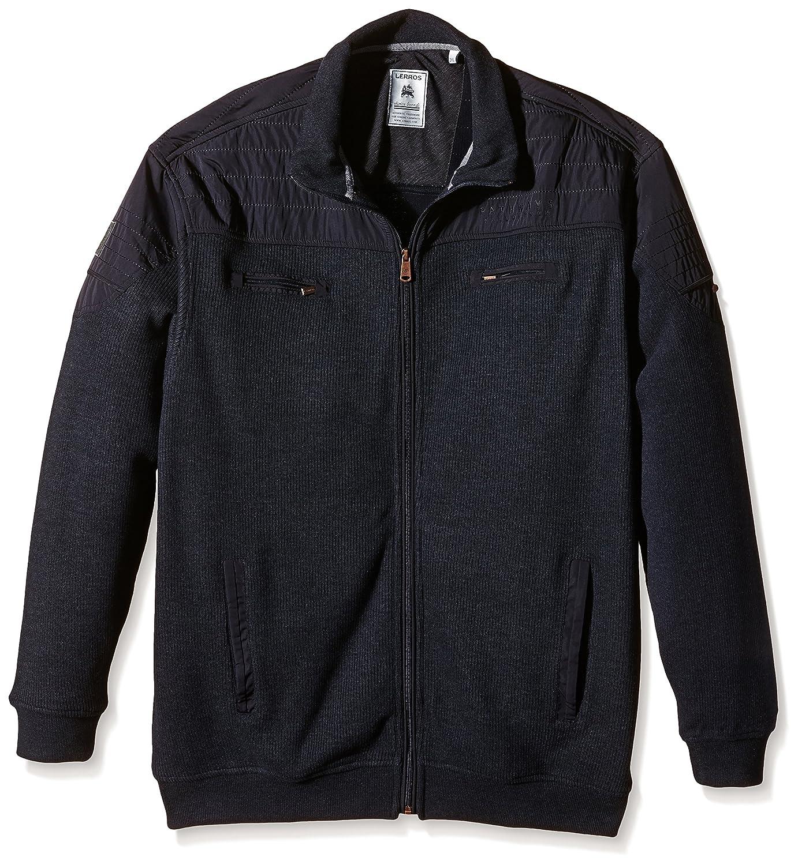 LERROS Große Größen Herren Strickjacke Große Größen  Sweat Jacke online bestellen