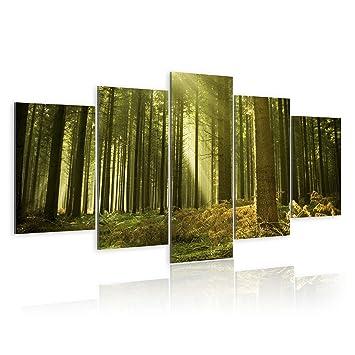 5 impression sur toile 200x100 cm cm grand format 5 parties image sur toile. Black Bedroom Furniture Sets. Home Design Ideas