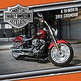 2019 Harley-Davidson Wall Calendar