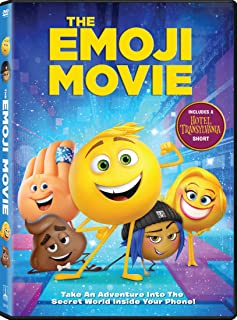 Book Cover: Emoji Movie