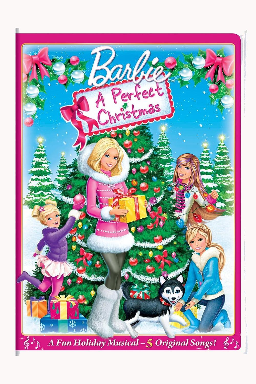 http://www.amazon.com/Barbie-Perfect-Christmas-Mark-Baldo/dp/B005GJCGIE/ref=sr_1_2?ie=UTF8&qid=1417009028&sr=8-2&keywords=barbie+dvd