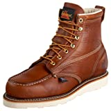 Thorogood Men's 814-4200 American Heritage 6 Moc Toe Boot,Tobacco,9 D US