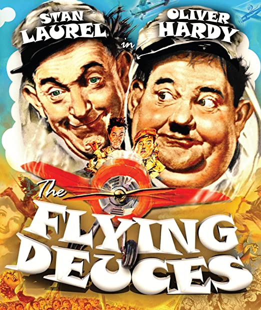 Laurel & Hardy: The Flying Deuces [Blu-ray]
