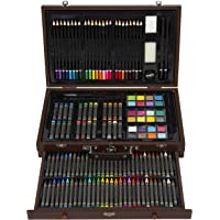 Best Choice Products 140-Piece Art Set