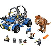 Lego Jurassic Tracker Building Kit