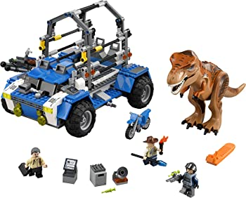 Lego Jurassic Tracker Building Kit