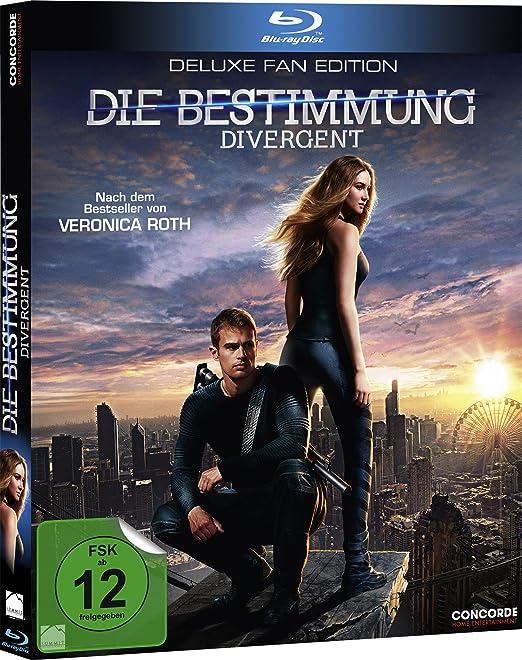 Die Bestimmung - Divergent - Deluxe Fan Edition [Blu-ray]