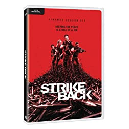 Strike Back: S6 (DC+DVD)