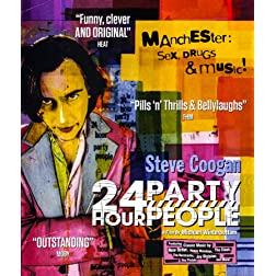 24 Hour Party People [Blu-ray]