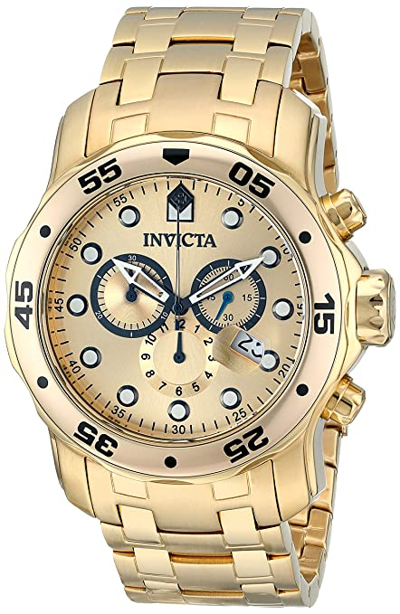 Invicta-Men-s-0074-Pro-Diver-Chronograph-18k-Gold-Plated-Stainless-Steel-Watch
