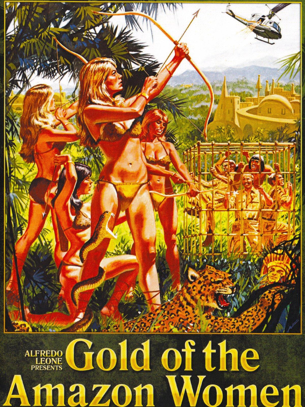 Gold Of The Amazon Women on Amazon Prime Instant Video UK