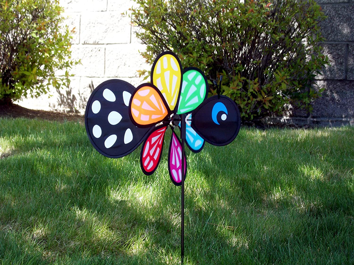 In the Breeze Baby Butterfly Garden Spinner