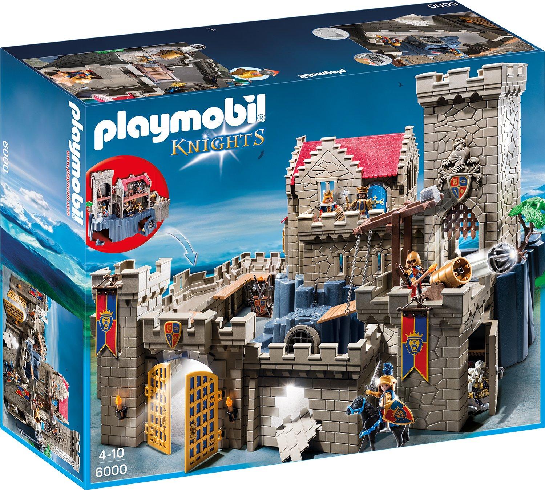 PLAYMOBIL® Königsburg der Löwenritter (6000)