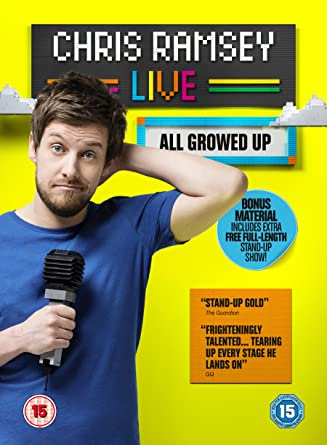 free movies online - Watch Chris Ramsey : All Growed Up