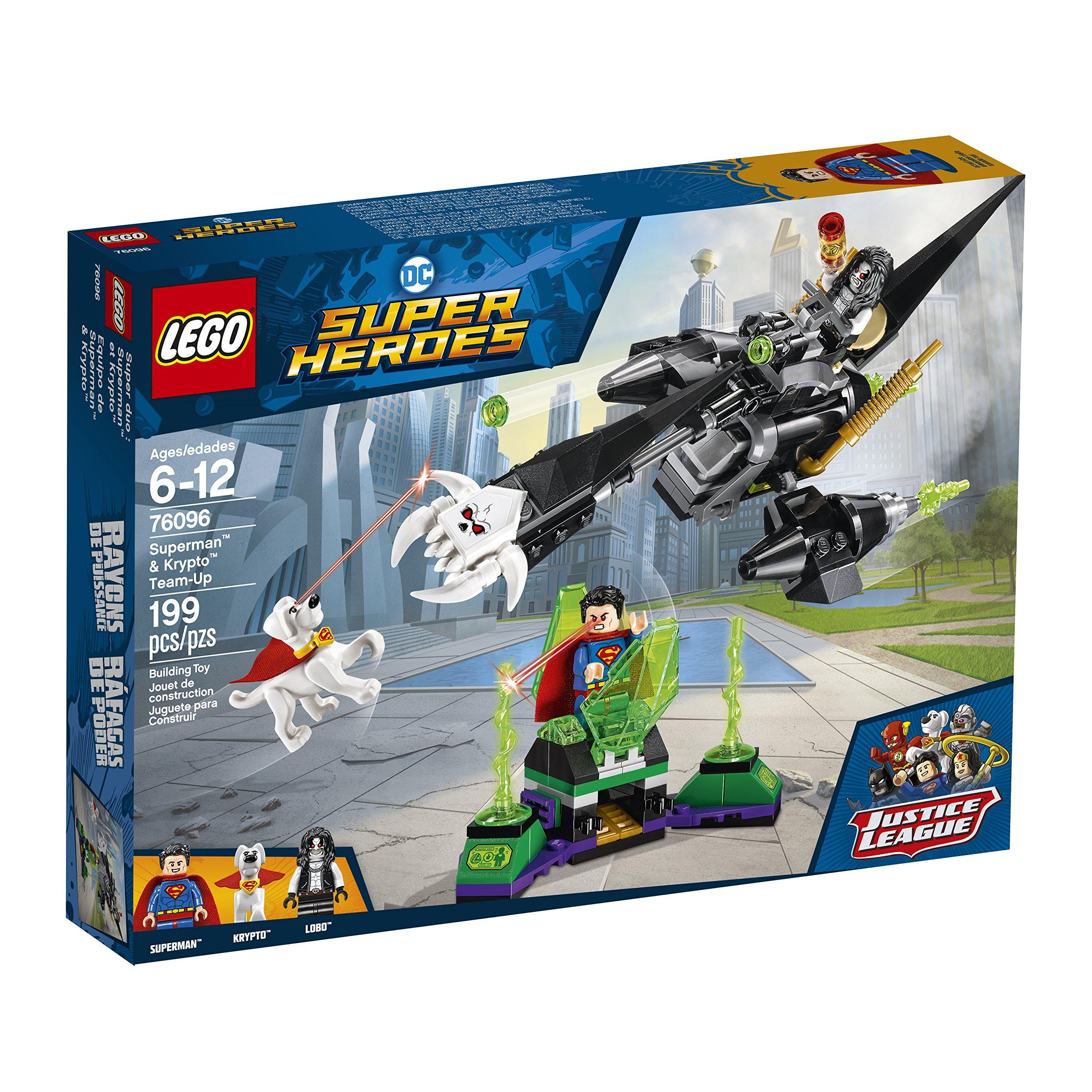DC Lego Superman