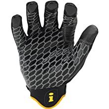 Ironclad Box Handler Gloves BHG-04-L, Large