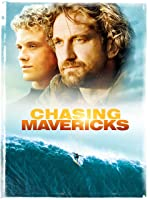 'Chasing Mavericks' from the web at 'http://ecx.images-amazon.com/images/I/91ErEyBzqDL._UY200_RI_UY200_.jpg'