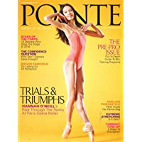 1-Year (11 issues) of Pointe Magazine Subscription
