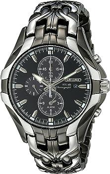 Seiko SSC139 Mens Solar Watch