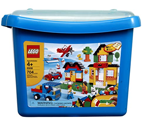 LEGO Bricks & More Deluxe Brick Box