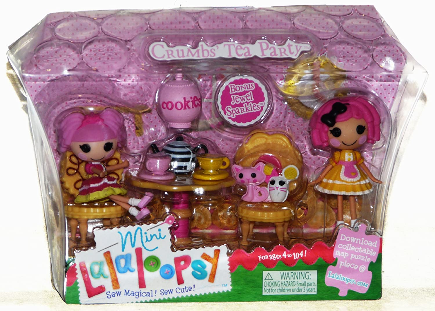 Lalaloopsy Crumbs Sugar Cookie Target Mini Lalaloopsy Crumbs Sugar