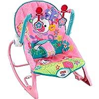 Fisher-Price Infant-to-Toddler Rocker (Pink)