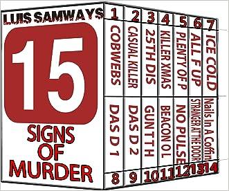 15 Signs Of Murder (Fifteen thrillers) written by Luis Samways