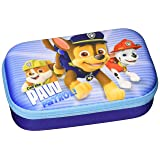 UPD Character Pencil Case - Hard Shell Pencil/Storage Box (Paw Patrol) (Color: Multicolor, Tamaño: One_Size)