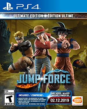Jump Force: Ultimate Edition - PlayStation 4