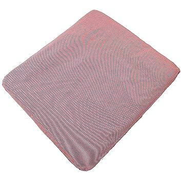 Babycalin Set 2/Spannbettlaken rosa 60/x 120/cm