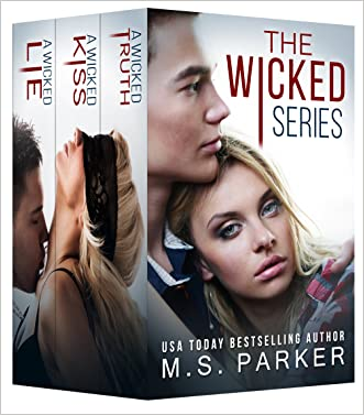 Wicked Series Complete Box Set: An Erotic Thriller