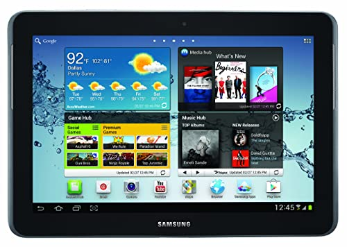 Tableta Samsung Galaxy Tab 2 10.1, Wi-Fi