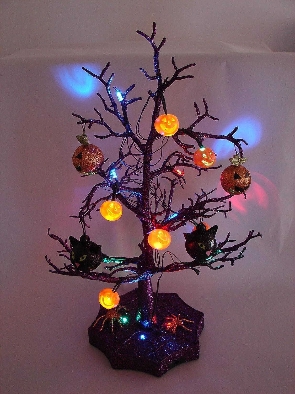halloween wikii - Lighted Halloween Decorations